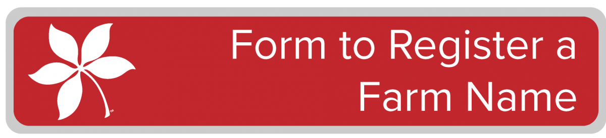 Registering a Farm Name Form
