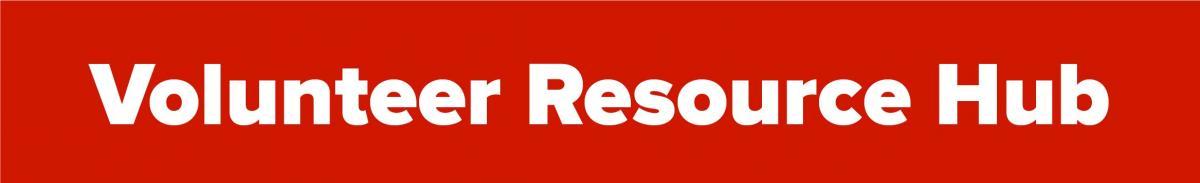 Access the Volunteer Resource Hub
