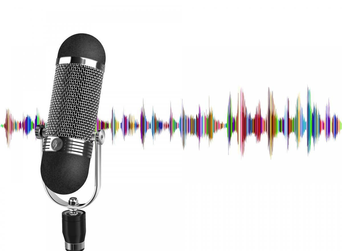 Podcast Decorative Image